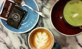 Sajiva Coffee and Ceramics