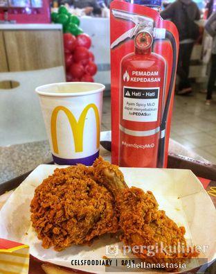 Foto - Makanan(Spicy Chicken) di McDonald's oleh Shella Anastasia