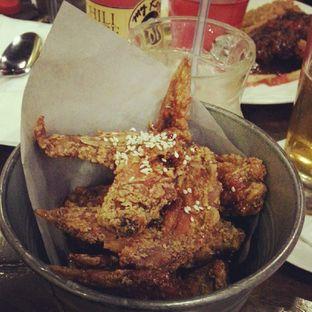 Foto 7 - Makanan(Korean Spicy Chicken Wings) di My Kopi-O! oleh Milly