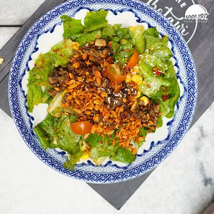 Foto 1 - Makanan di The Betawi Salad oleh IG: FOODIOZ