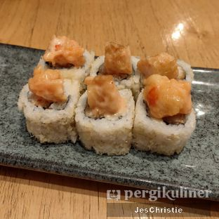 Foto 2 - Makanan(Pop Rock My Shrimp) di Sushi Hiro oleh JC Wen