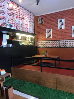 Foto review OTW Sushi oleh Ratih Danumarddin 1