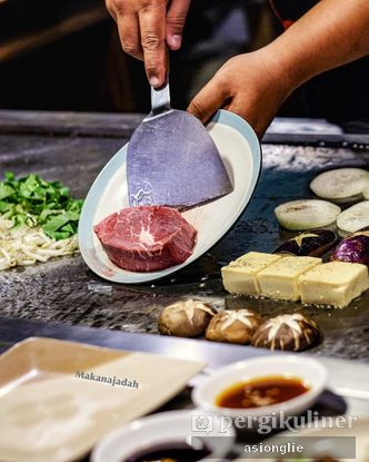 Foto Makanan di Kobe Tei