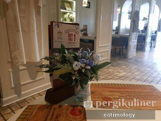 Foto Interior di Nanny's Pavillon