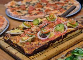 Serbu Kelezatan 6 Pizza Jakarta Pusat!