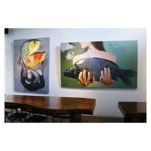 Foto review Lumiere Bistro & Art Gallery oleh Novita Purnamasari 8