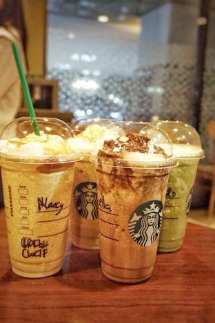 Foto review Starbucks Coffee oleh Marchella Loofis 4