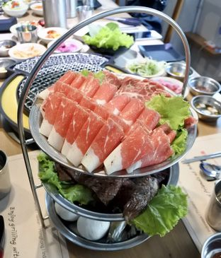 Foto 2 - Makanan di Magal Korean BBQ oleh Andrika Nadia