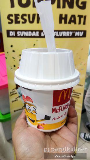Foto 3 - Makanan di McDonald's Ice Cream oleh Yona dan Mute • @duolemak