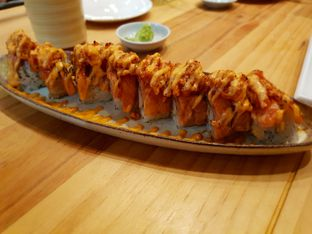 Foto review Nama Sushi by Sushi Masa oleh Vising Lie 3