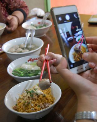 Foto 4 - Makanan di Mie Akim Putera oleh Kika Putri Soekarno