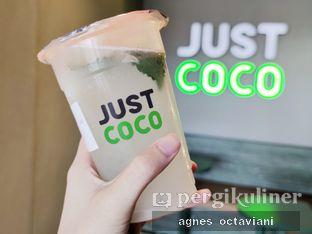 Foto review Just Coco oleh Agnes Octaviani 1