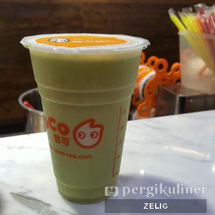 Foto 2 - Makanan(Japanese Matcha Milk Tea) di Coco oleh @teddyzelig
