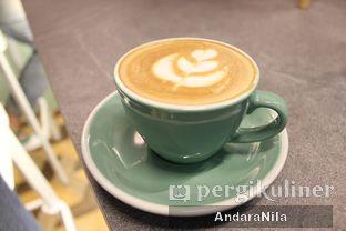 Foto 1 - Makanan(Cappucinno) di 7 Speed Coffee oleh AndaraNila
