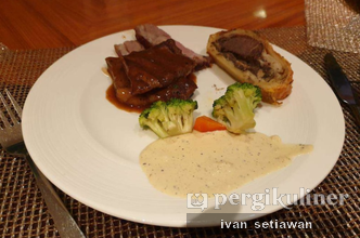 Foto Makanan di The Cafe - Hotel Mulia