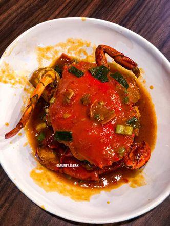 Foto Makanan di Pesisir Seafood