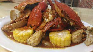 Foto 2 - Makanan di Stupid Crab oleh Graciella Grace