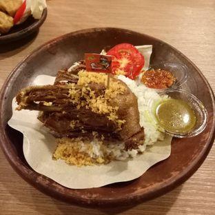 Foto 2 - Makanan(Bebek Kremes) di Bebek Semangat oleh Afifah Romadhiani