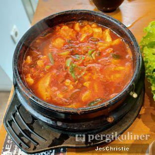 Foto 2 - Makanan(Seafood Sundubu Jjigae) di Seorae oleh JC Wen