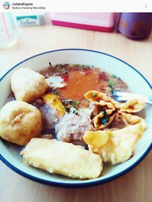 Foto review Mandeep Bakso Malang Asli oleh Rury Rahayu Dee 4