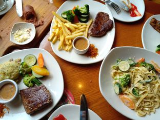 Foto 9 - Makanan di Outback Steakhouse oleh @egabrielapriska