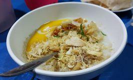 Bubur Ayam Jakarta Mang Endut