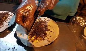 Kebab Pisang Pusing