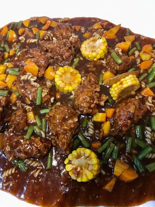 Foto review Ayam Sawce oleh Tiara Aulia 1