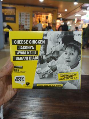 Foto review Cheese Chicken oleh Junior  3