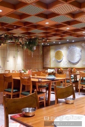 Foto Interior di Padang Merdeka