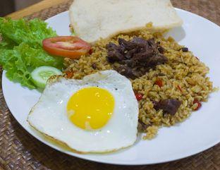 Foto 1 - Makanan(Nasi Goreng Bistik Pedas) di Bistik Delaris oleh Atika Sumarsono