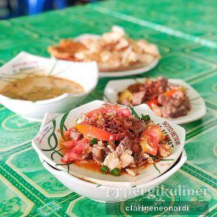 Foto - Makanan di Soto Betawi H. Mamat oleh Clarine  Neonardi | @clayfoodjourney