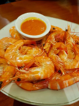 Foto review Live Seafood Cabe Ijo oleh rennyant 1