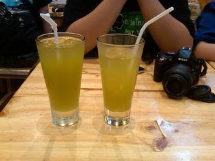 Foto 2 - Makanan(Cold Ocha (IDR 11k)) di Ramen SeiRock-Ya oleh Renodaneswara @caesarinodswr