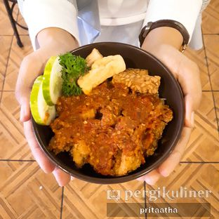 Foto 1 - Makanan(Penyet Balado) di Art Date Cafe oleh Prita Hayuning Dias