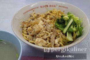 Foto 3 - Makanan(Mie ayam yamin manis) di Bakmi Tasik oleh UrsAndNic