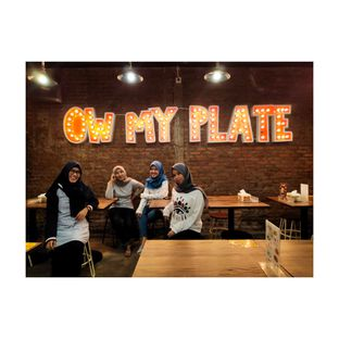 Foto review Ow My Plate oleh Dina Ambrukst 2