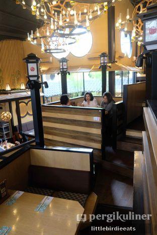 Foto 23 - Interior di Okuzono Japanese Dining oleh EATBITESNAP // Tiffany Putri
