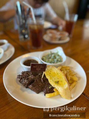 Foto 4 - Makanan di B'Steak Grill & Pancake oleh Francine Alexandra
