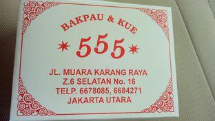 Foto 1 - Makanan di Bakpau & Kue 555 oleh Jocelin Muliawan