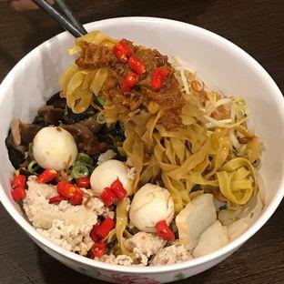 Foto 11 - Makanan(Minced Chicken Meat Noodle) di Ah Mei Cafe oleh Levina JV (IG : levina_eat )