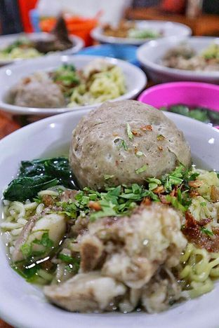 Foto - Makanan di Bakso Mas Sumeh oleh Couple Fun Trip & Culinary