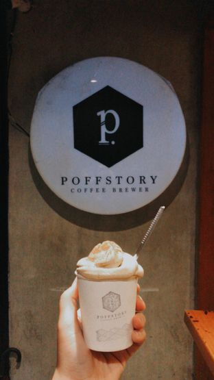 Foto review Poffstory oleh @qluvfood  1