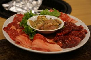 Foto 1 - Makanan di Gyu Kaku oleh Velia