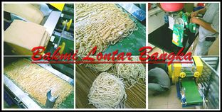 Foto 21 - Makanan di Bakmi Lontar Bangka oleh Santoso Gunawan