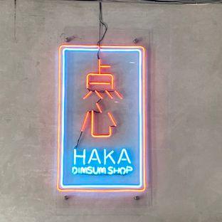 Foto 10 - Interior di Haka Dimsum Shop oleh Levina JV (IG : levina_eat )