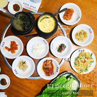 Foto 1 - Makanan(Banchan) di Myeong Ga Myeon Ok oleh Irene Stefannie @_irenefanderland