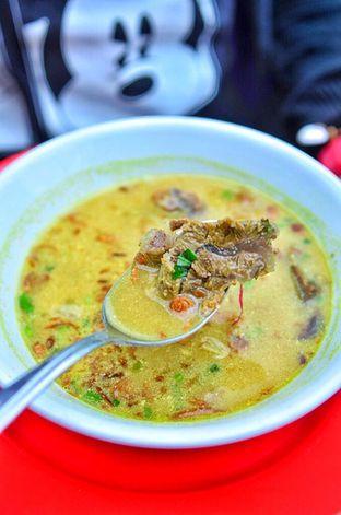 Foto - Makanan di Soto Kuning Bogor Pak Yusup oleh Couple Fun Trip & Culinary