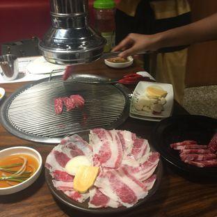 Foto 2 - Makanan di Myeongdong Galbi (Myeonggal BBQ) oleh Anne Yonathan