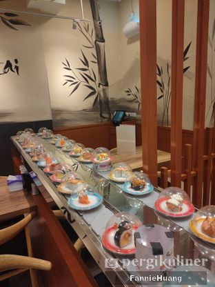 Foto 7 - Interior di Sushi Mentai oleh Fannie Huang||@fannie599